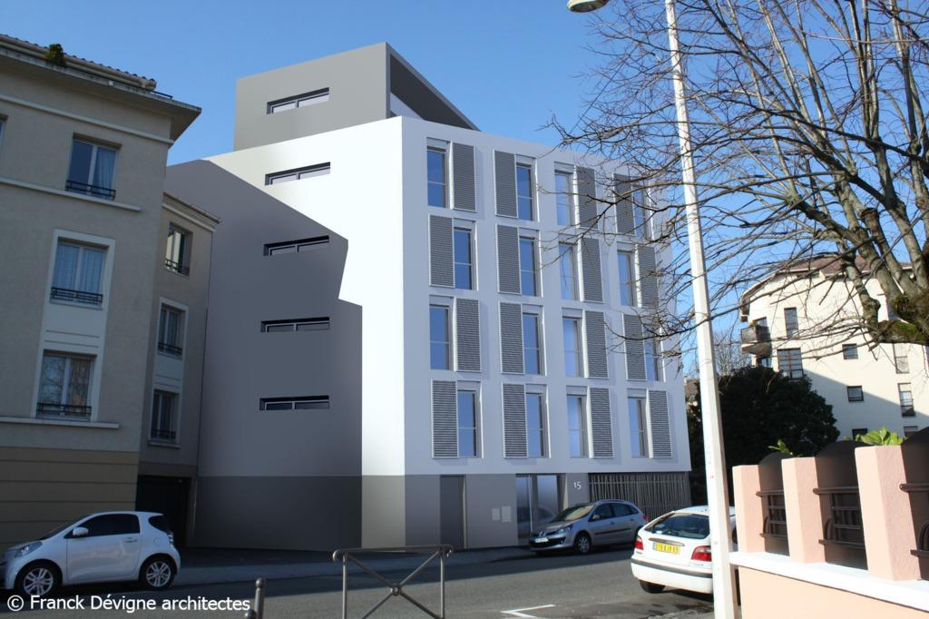 Docks architecture architectes vienne et lyon 15 rue for Z architecture lyon